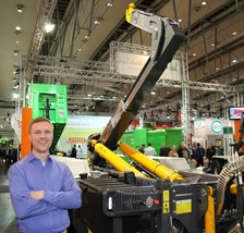 Hans A. Agritechnica